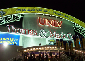 NFR at the Thomas and Mack